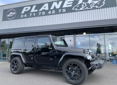 Achat Jeep WRANGLER JK ULIMITED 2.8 L CRD 256 CV Sahara Occasion