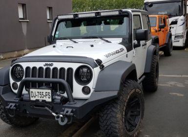 Vente Jeep WRANGLER Sport 2.8 Crd 200 Ch Occasion