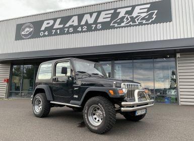 Vente Jeep WRANGLER TJ 2.5 L 118 CV Sport Occasion