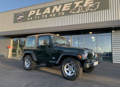 Vente Jeep WRANGLER TJ 4 L 177 CV Sport Occasion