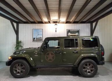 Jeep Wrangler UNLIMITED 2.8 CRD 200 CV 75TH ANNIVERSARY BVA Occasion