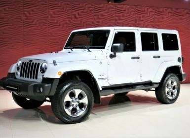 Vente Jeep Wrangler Unlimited Sahara* Occasion