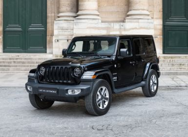 Jeep Wrangler Unlimited *Sahara* Occasion