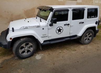 Vente Jeep WRANGLER V6 284cv Occasion