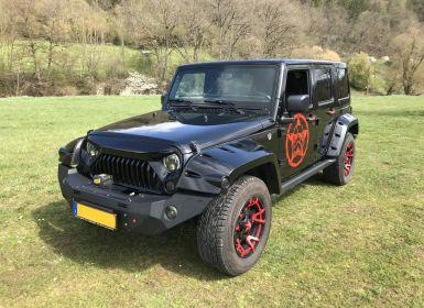Jeep Wrangler V6 3.6L