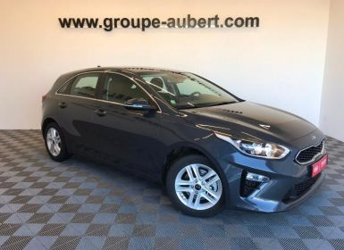 Achat Kia CEE'D CEED ACTIVE 1.4 T-GDI 140CH BVM6 Occasion