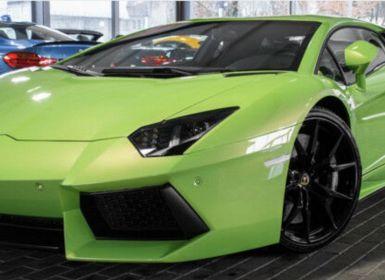 Vente Lamborghini Aventador 6.5 V12 700 LP700-4 Occasion