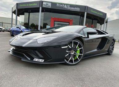 Vente Lamborghini Aventador 6.5 V12 740 Occasion