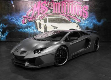 Vente Lamborghini Aventador COUPE 6.5 V12 700 LP700-4 HAMANN Occasion