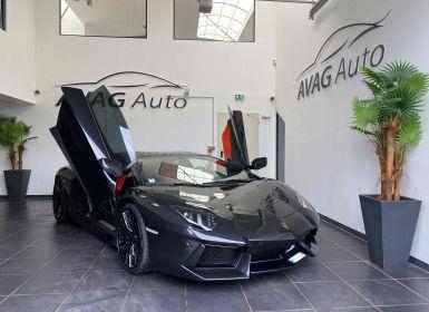 Vente Lamborghini Aventador coupe 6.5 V12 LP 700-4 Occasion