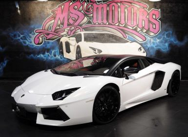 Acheter Lamborghini Aventador coupe 6.5 V12 LP700-4 Occasion