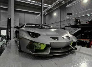 Vente Lamborghini Aventador LAMBORGHINI AVENTADOR COUPE HAMANN NERVUDO 6.5 V12 700 LP700-4 Occasion