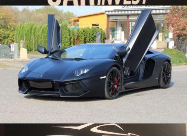 Achat Lamborghini Aventador LP-700 -5 Occasion