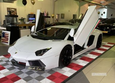 Vente Lamborghini Aventador LP 700-4 Occasion