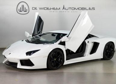 Vente Lamborghini Aventador LP700 4 6.5 V12 Occasion