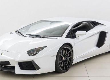 Achat Lamborghini Aventador LP700-4 e-gear Occasion