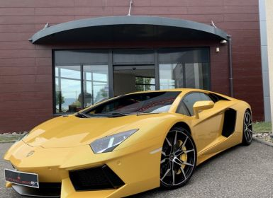 Vente Lamborghini Aventador LP700-4 FULL Occasion