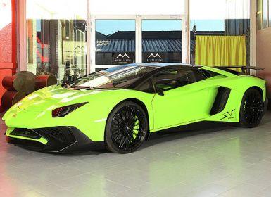 Lamborghini Aventador ROADSTER 6.5 V12 LP750-4 SV