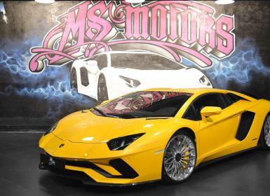 Achat Lamborghini Aventador S COUPE 6.5 V12 740 CARBON EDITION Occasion