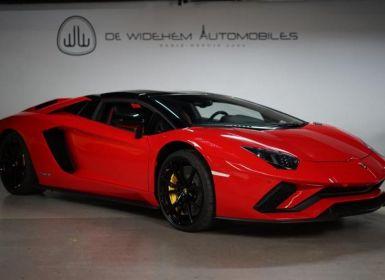 Vente Lamborghini Aventador S ROADSTER Occasion