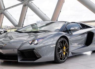 Achat Lamborghini Aventador spider pot akrapovic Occasion