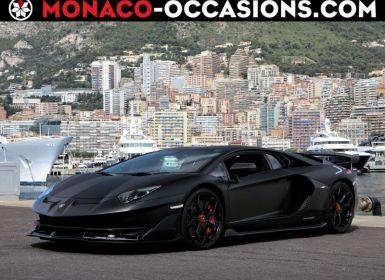 Vente Lamborghini Aventador SVJ Occasion