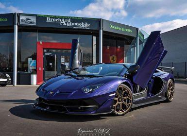 Vente Lamborghini Aventador SVJ 6.5 V12 770CV Occasion