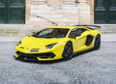 Vente Lamborghini Aventador SVJ *Full carbon* Occasion