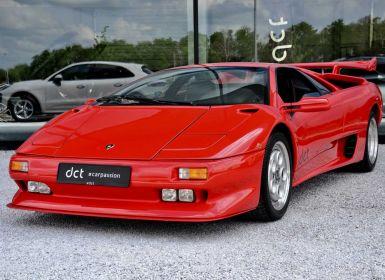 Vente Lamborghini Diablo 5.7i V12 1ST Owner ROSSO RED Occasion