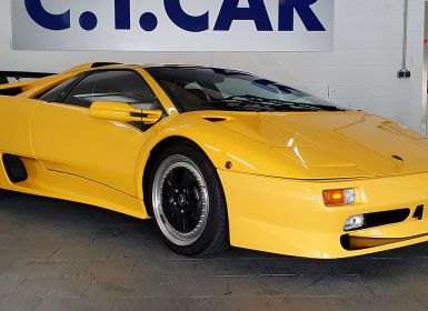 Vente Lamborghini Diablo SV Occasion