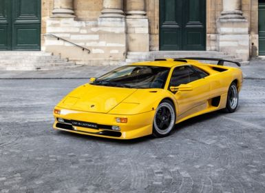 Achat Lamborghini Diablo SV Occasion