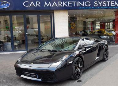 Vente Lamborghini Gallardo 5.0 V10 Nera E-Gear Occasion