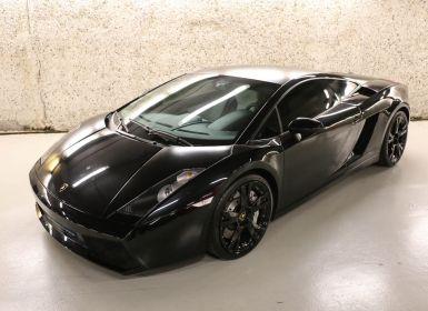 Achat Lamborghini Gallardo 5.0 V10 Nera E-Gear Leasing