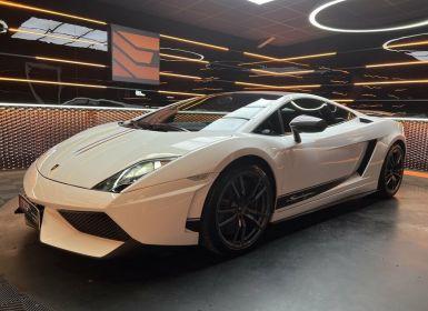 Vente Lamborghini Gallardo COUPE 5.2 V10 LP 570-4 SUPERLEGGERA E-GEAR Occasion