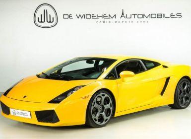 Vente Lamborghini Gallardo COUPE 5.2 V10 LP500 E GEAR Occasion