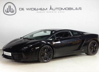 Achat Lamborghini Gallardo COUPE 5.2 V10 LP560 4 E GEAR Occasion
