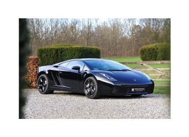 Achat Lamborghini Gallardo Gallardo Nera Occasion