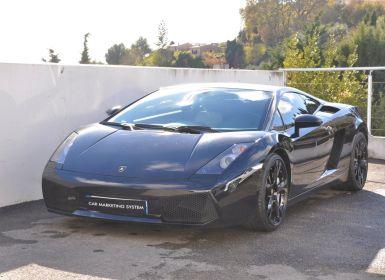 Achat Lamborghini Gallardo NERA 5.2 V10 Leasing