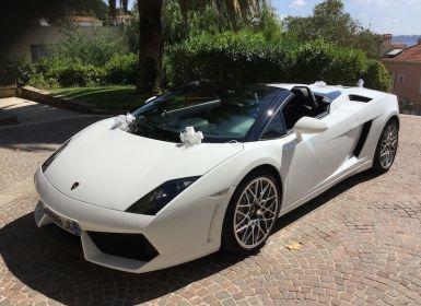 Vente Lamborghini Gallardo SPIDER Occasion