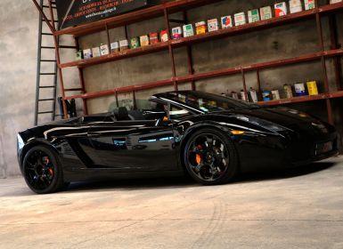 Vente Lamborghini Gallardo Spyder Occasion