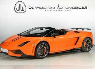 Achat Lamborghini Gallardo Spyder LP570 4 PERFORMANTE Occasion