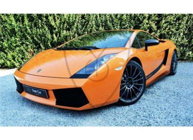 Vente Lamborghini Gallardo Superleggera V10/1ST HAND/3.800KM/FULL SERV Occasion