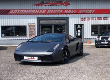 Vente Lamborghini Gallardo V10 5.0 520ch E-Gear Occasion