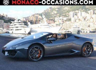 Vente Lamborghini Huracan 580-2 Occasion