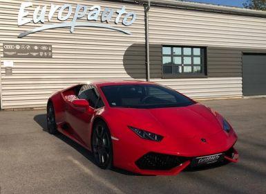 Vente Lamborghini Huracan Coupe LP 610-4 Occasion