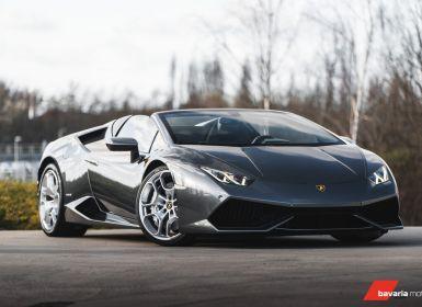Achat Lamborghini Huracan Huracán LP 610-4 Spyder 5.2 V10 / 610HP / LIFT / 20' Occasion