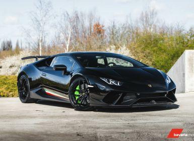 Vente Lamborghini Huracan Huracán LP640-4 V10 Performante - CARBON SHELL SEATS Occasion
