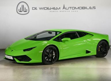 Vente Lamborghini Huracan LP 610 4 Occasion