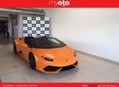 Vente Lamborghini Huracan LP 610-4 Occasion