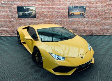 Vente Lamborghini Huracan LP 610-4 Giallo Midas ( LP610-4 ) Occasion